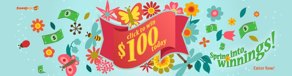 Prize of the Day 5-28 - $100 Starbucks Gift Card sweepstakes