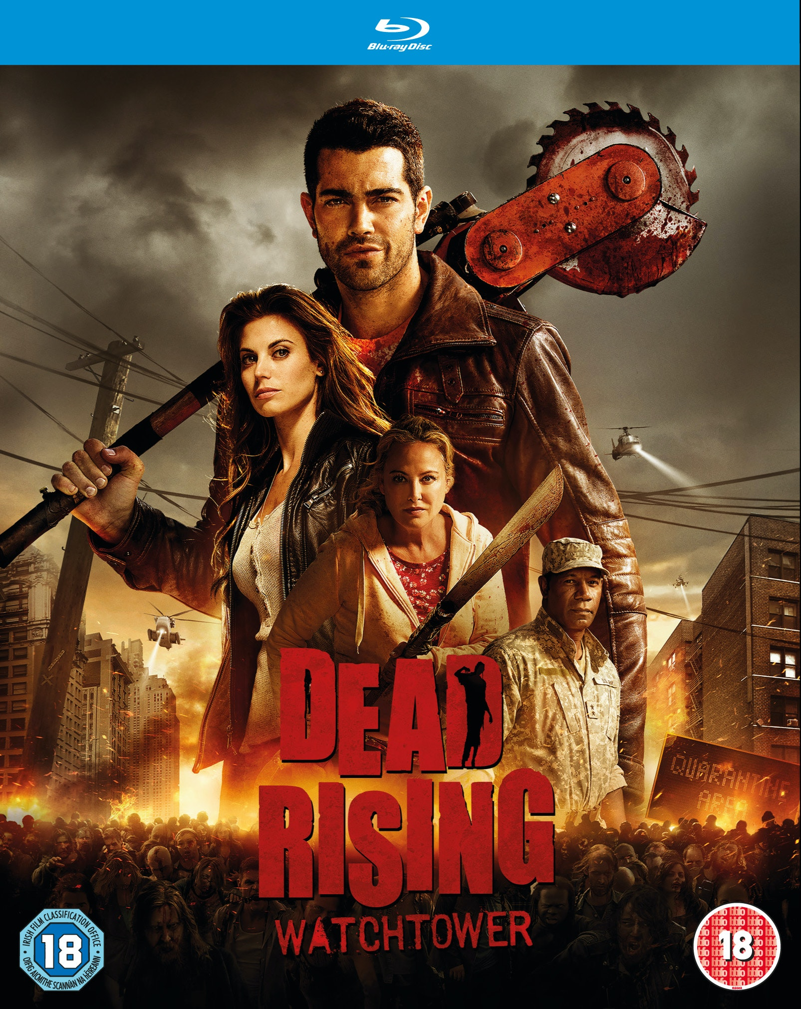 DEAD RISING: WATCHTOWER steelbook sweepstakes