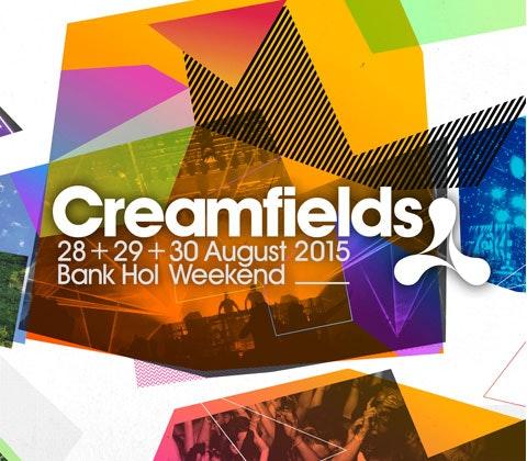 Creamfields tickets sweepstakes