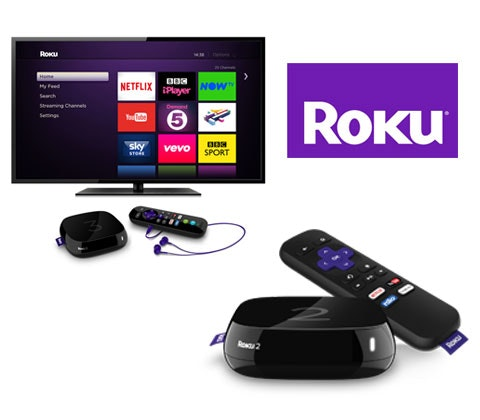 Win 7 x Roku 2 streaming players sweepstakes
