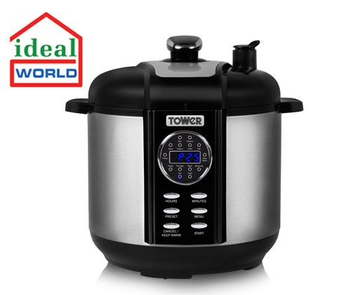 Win a Tower 6L Digital Smoker  sweepstakes