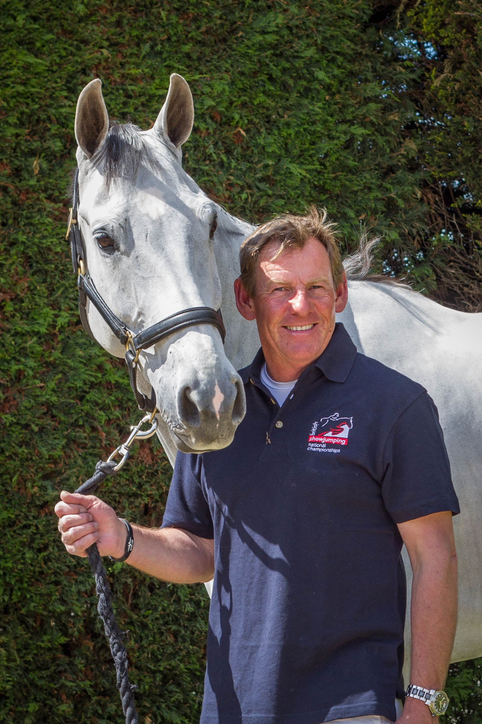 course walk for two at the with the British Showjumping National Championships and Stoneleigh Horse Show  sweepstakes