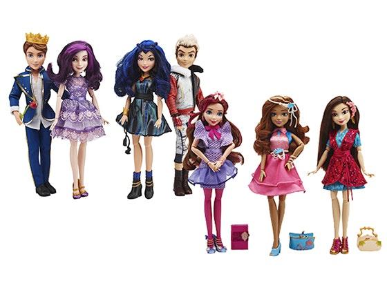 Disney Descendants Dolls sweepstakes