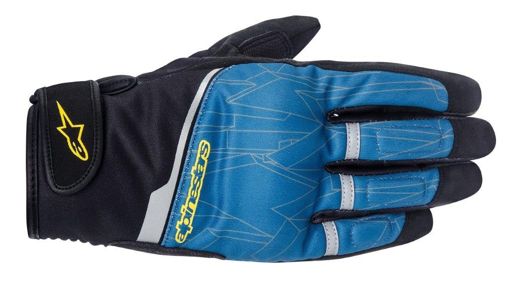 Get Your Hands on a Pair of Alpinestars Rideout Haku Gloves sweepstakes