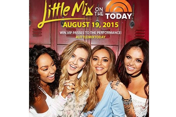 Little Mix VIP Concert Pass  sweepstakes