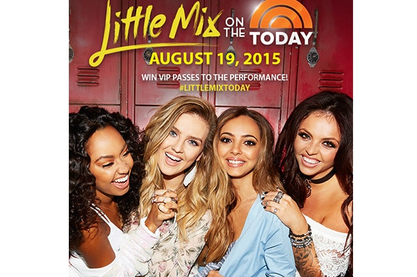 Little Mix VIP Concert Pass  sweepstakes