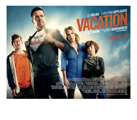 Vacation cinema release sweepstakes