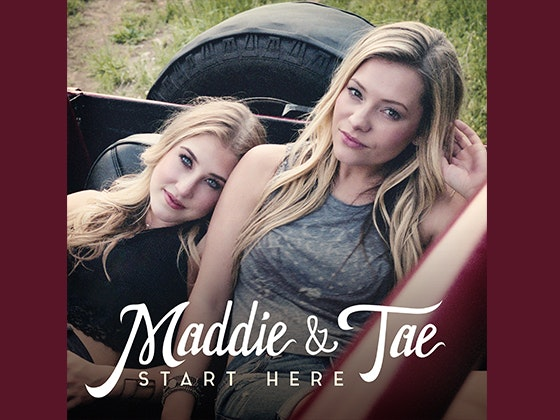 Maddie and Tae concert tickets sweepstakes