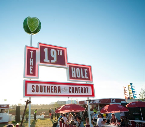 A TRIP TO BESTIVAL WITH SOUTHERN COMFORT sweepstakes
