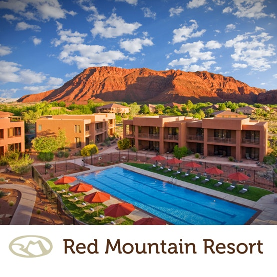 4-day vacation to the Red Mountain Resort - plus airfare (worth $3,450!) sweepstakes
