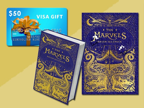 THE MARVELS Prize Package sweepstakes
