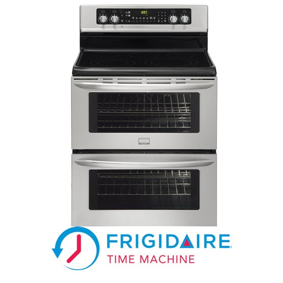 Frigidaire double oven! sweepstakes
