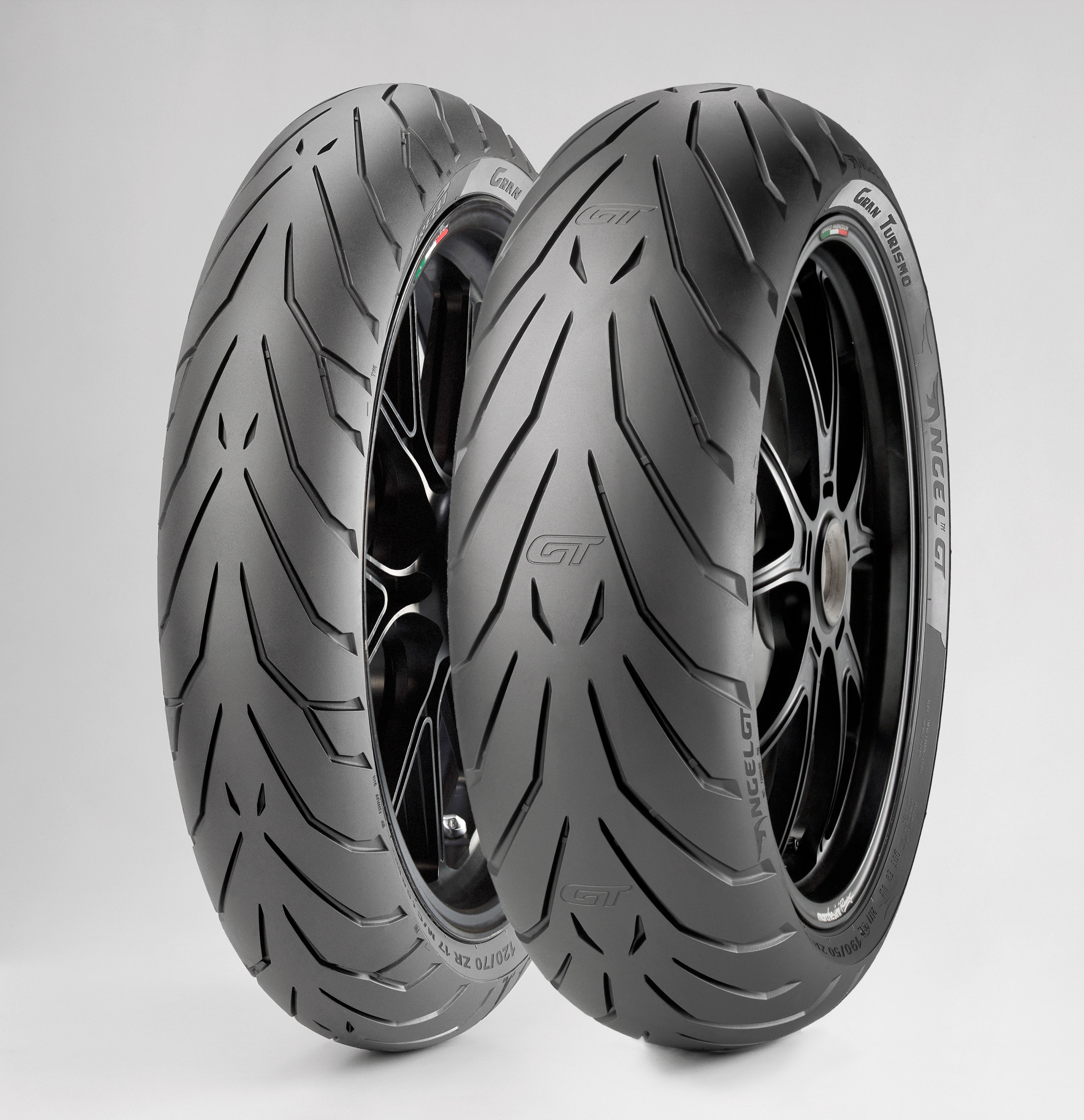 Pirelli Angel GT tyres sweepstakes
