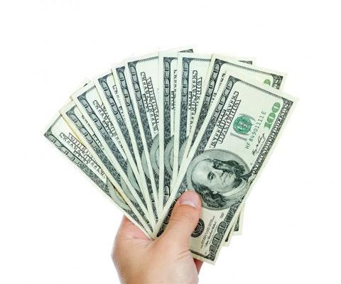 1000 cash giveaway