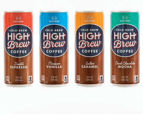 High brew coffee giveaway