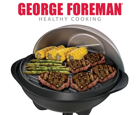 George forman grill giveaway