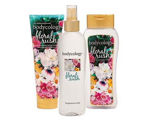 Bodycology floral rush giveaway