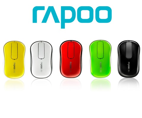 Rapoo mouse giveaway