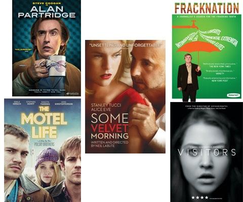 Indie films giveaway