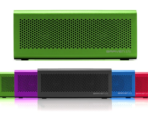 BRAVEN Bluetooth Speaker sweepstakes