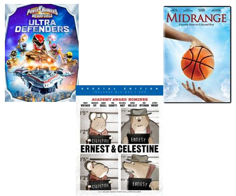 Family Movie Prize Package sweepstakes