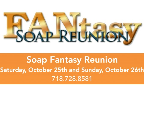 Fantasy soap reunion giveaway
