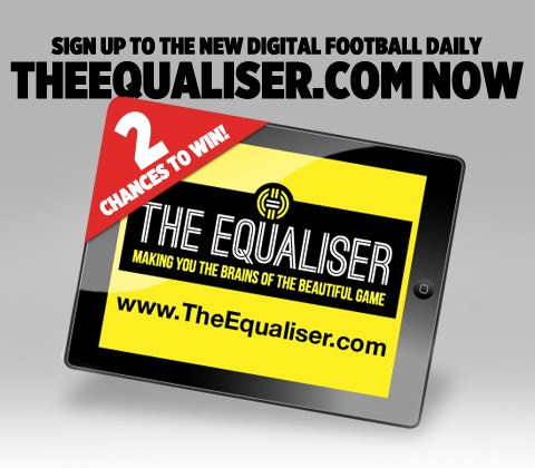 Win an iPad! Visit theequaliser.com for a second chance to win sweepstakes