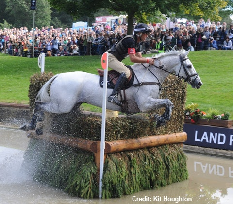 Tickets to Burghley Horse Trials sweepstakes