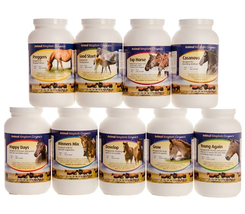 Animal Kingdom Organics feed supplements sweepstakes