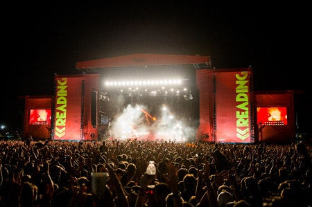 Reading Festival sweepstakes