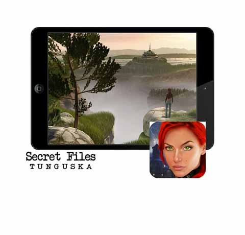 Secret Files:Tunguska adventure game sweepstakes
