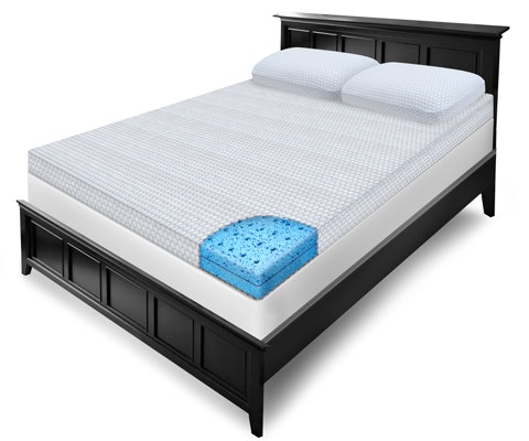 SensorPEDIC Memory Foam Mattress Topper sweepstakes