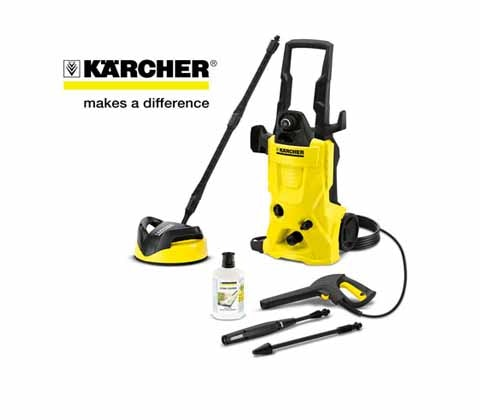 Win a Kärcher cleaning kit sweepstakes