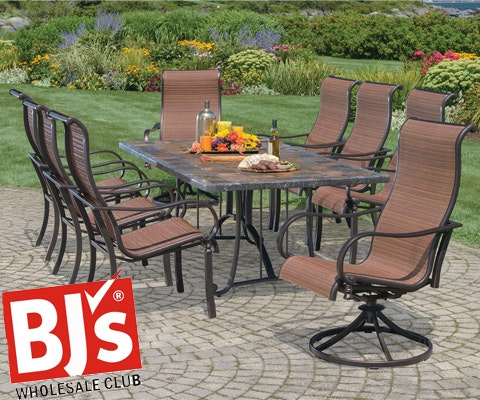 Patio Set from BJs sweepstakes