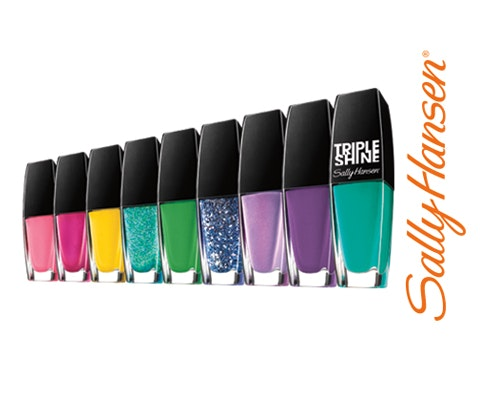 Sally Hansen Triple Shine Nail Color sweepstakes