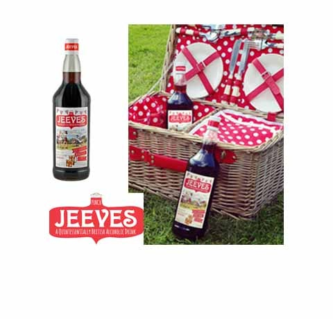 Jeeves sweepstakes