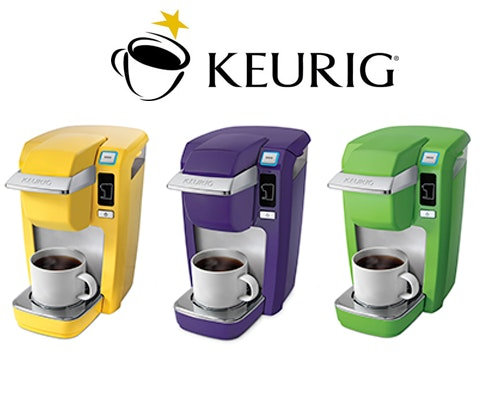 Keurig MINI Brewing System sweepstakes