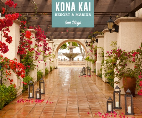 Trip for Two to Kona Kai Resort & Marina in San Diego sweepstakes