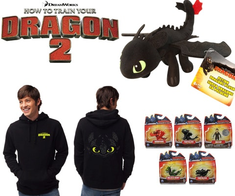 """How To Train Your Dragon 2"" Prize Pack sweepstakes"