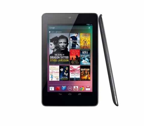 Win 2 x Google Nexus tablets sweepstakes