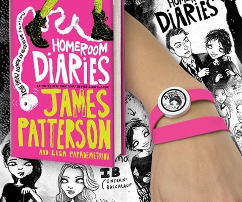 Homeroom diaries giveaway