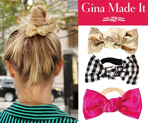 Bun Bows by Gina Made It sweepstakes