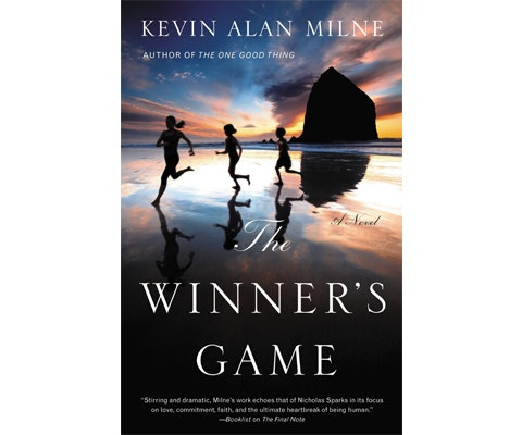THE WINNER'S GAME by Kevin Alana Milne sweepstakes
