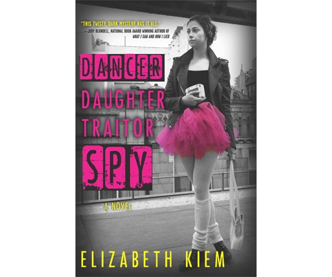 DANCER DAUGHTER TRAITOR SPY by Elizabeth Kiem sweepstakes