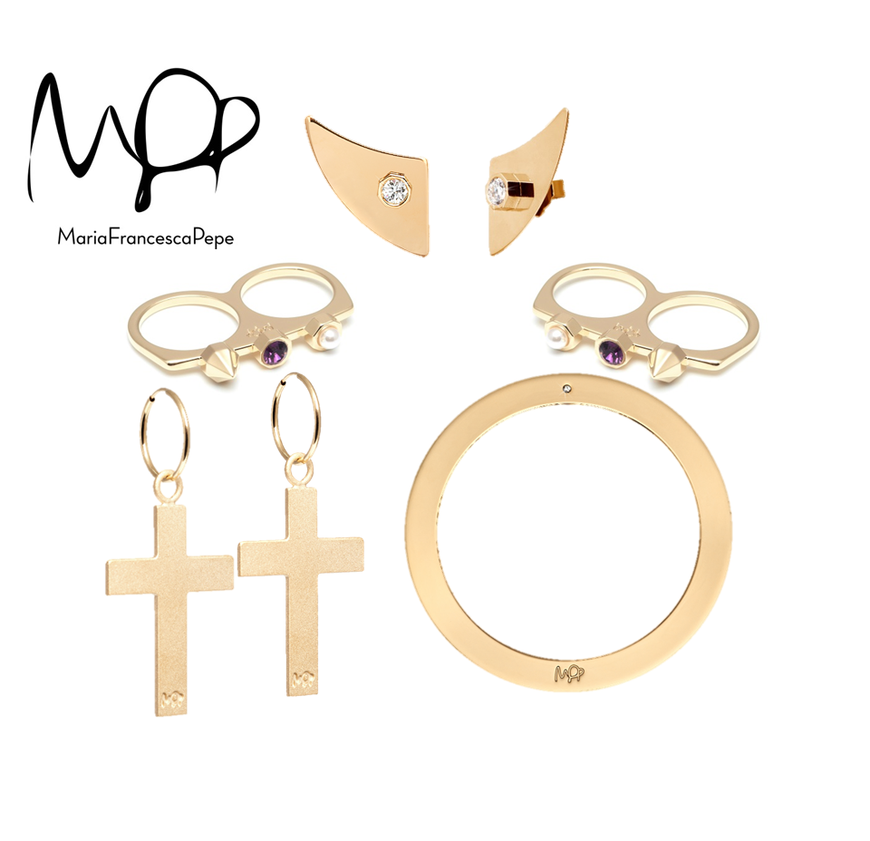 MARIA FRANCESCA JEWELLERY  sweepstakes
