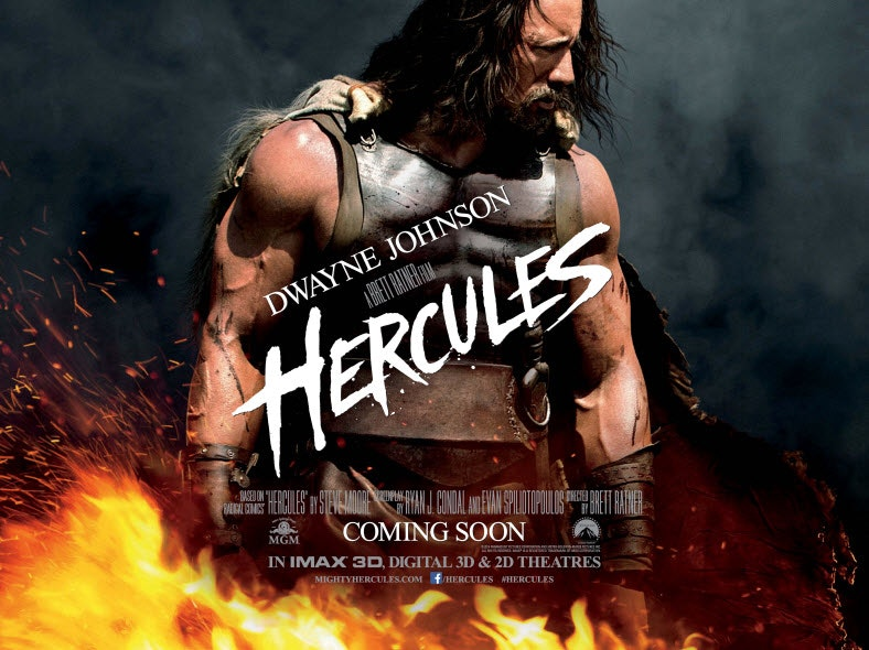 fitness goody bag hercules  sweepstakes