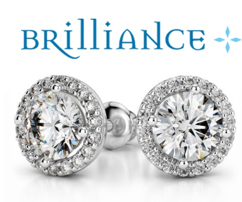 Pair of Diamond Earrings from Brilliance.com sweepstakes