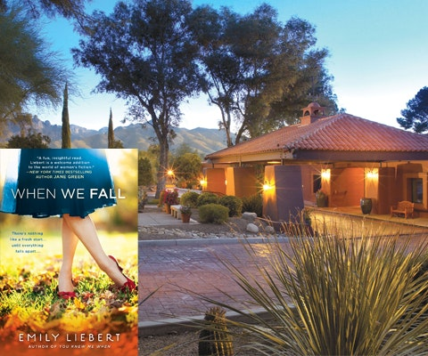 Canyon ranch when we fall giveaway