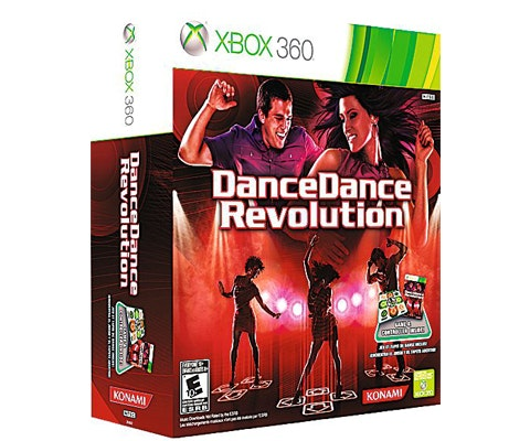 Dance Dance Revolution for Xbox 360 sweepstakes