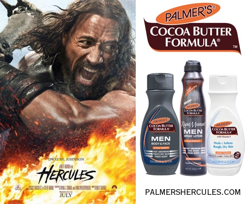 Hercules and Palmers Summer Prize Package sweepstakes